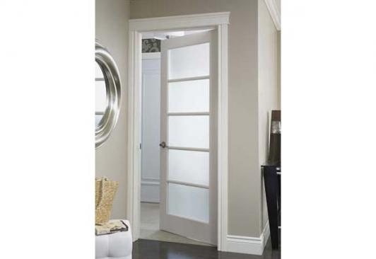 JW_3050_Premium_Wood_French_Interior_Door_tempered_glass_opened